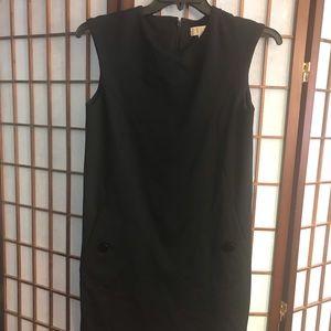 Black dress by Michael Kors